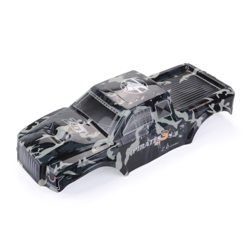 цена на for ZD Racing MT8 S3 1/8 Brushless RC Car Body Shell Spare Parts,Camouflage