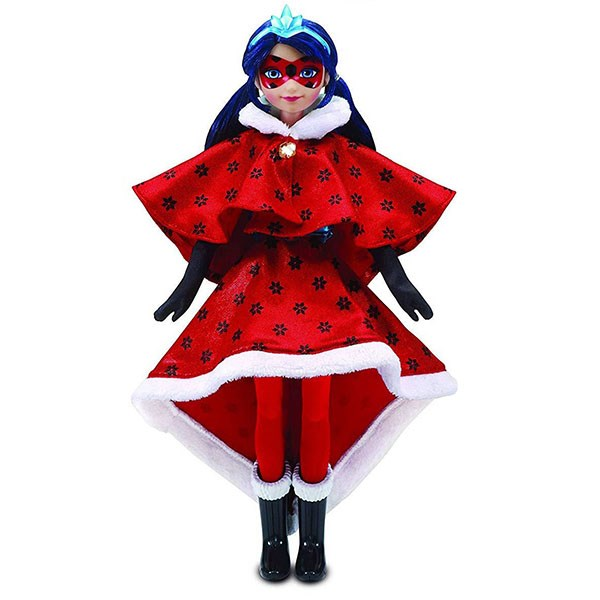 Lady Bug Doll 26 Cm Elegant Dress 39820
