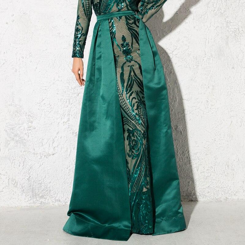 Burgundy Green Black Skirt Ball Gown Back Zipper