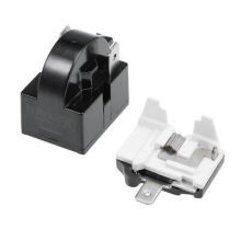 Холодильник стартер PTC реле 15 Ohm 2 Pin+ компрессор устройство защиты от перегрузки 1/6HP