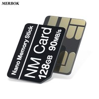 90MB\/s 128GB Mobile Phone NM Card Nano Memory Card For Huawei P40 Pro\/+ \/ P30 Pro With USB3.1 Gen 1 Type C NMCard NM-Card Stick