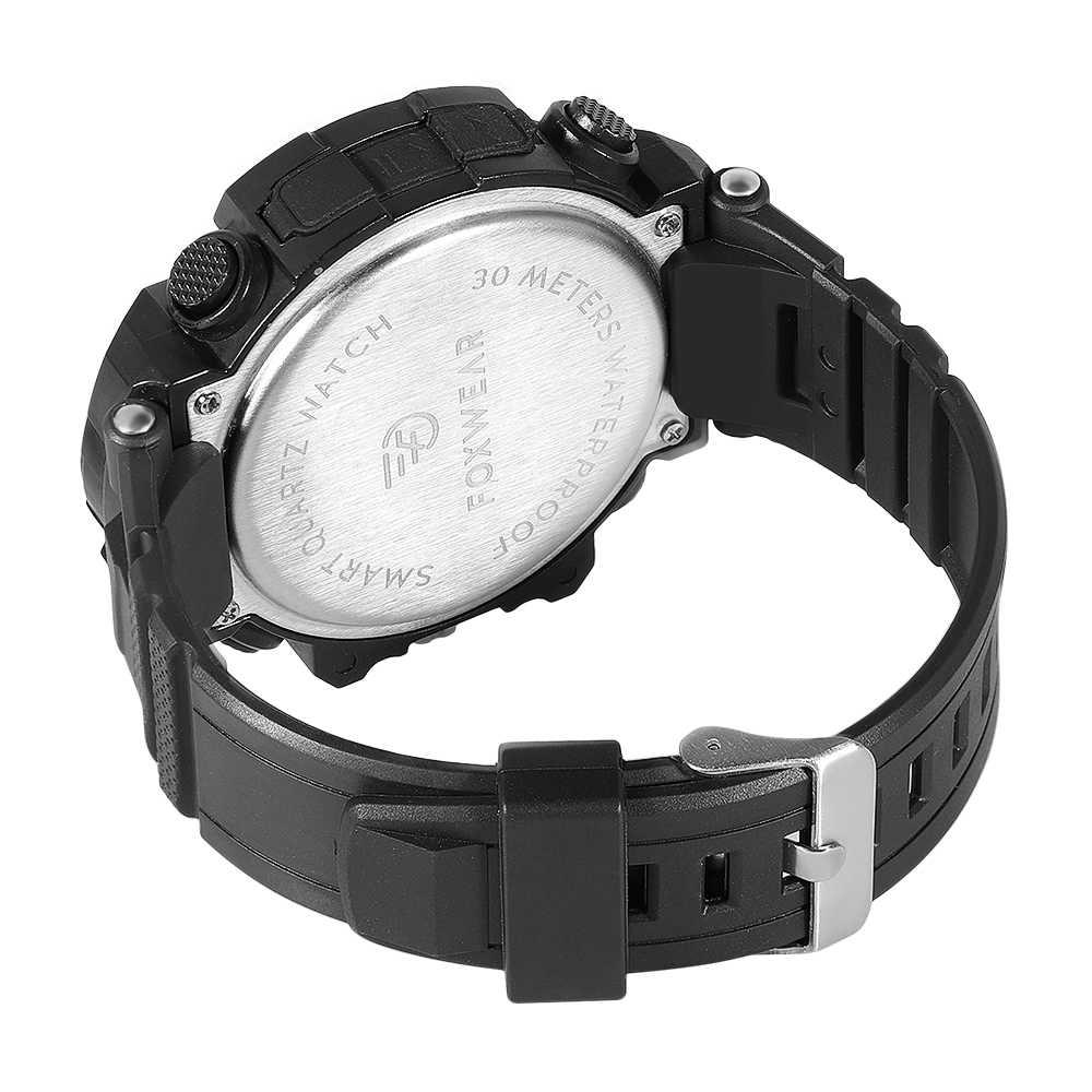 فوكس 10 كاميرا رياضية ذكية ساعة HD 1080P تسجيل الفيديو واي فاي PTP اتصال 32GB الذاكرة IP67 مقاوم للماء الغبار Led الشعلة.