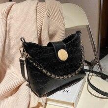 Bag Messenger-Bag Fashion Versatile One-Shoulder Korean-Fashion Net Texture Red Simple