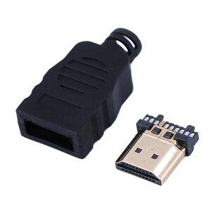 Новый HDMI Разъем терминалы передачи с коробкой 1 шт.