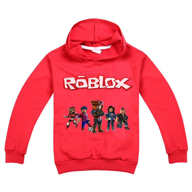Hooded Sweatshirt Clothing Sport-Clothes Teen Boys Fashion Cartoon And Spring Cotton title=