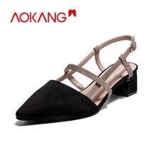 Aokang/туфли лодочки; женская обувь; Новое поступление 2020
