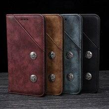 Magnet Flip Brieftasche Buch Telefon Fall Leder Abdeckung Auf Für Xiao mi Red mi Hinweis 9S 9 Pro Max note9 s Note9s 64/128 GB mi Xio mi Globale