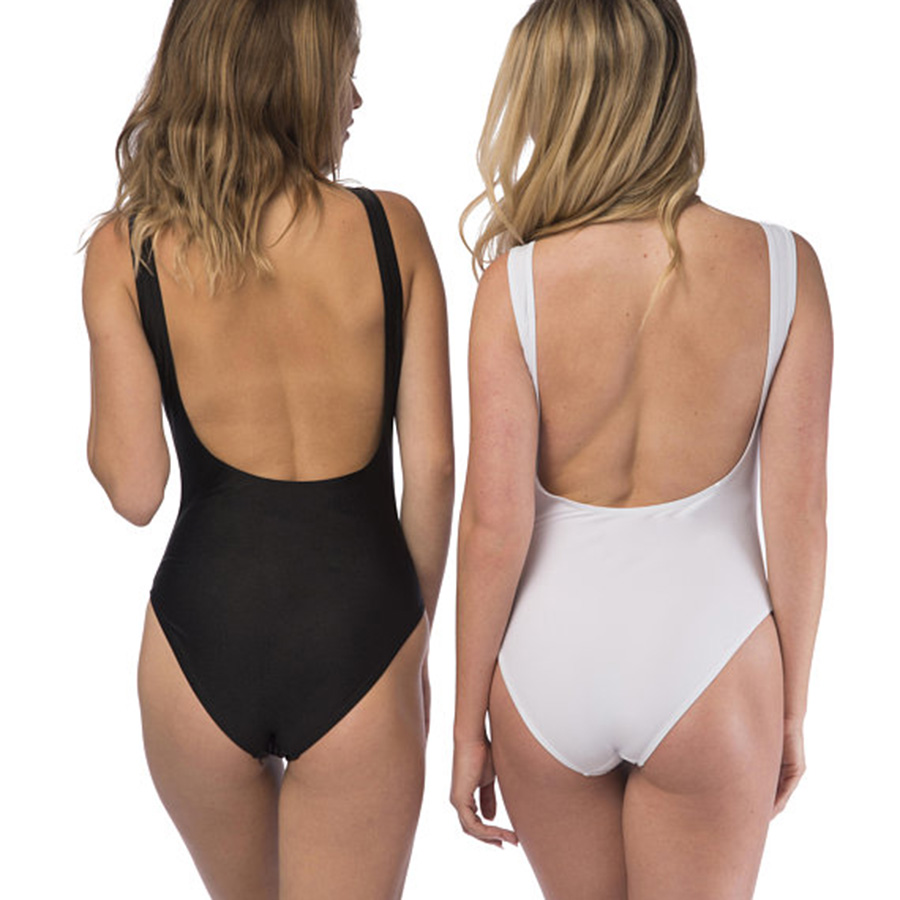Image 2 - Custom Party Team Name Swimsuits Bachelorette Party One Piece Swimsuit Bride &Squad Lady Wedding Party Lining SwimsuitBody Suits   -