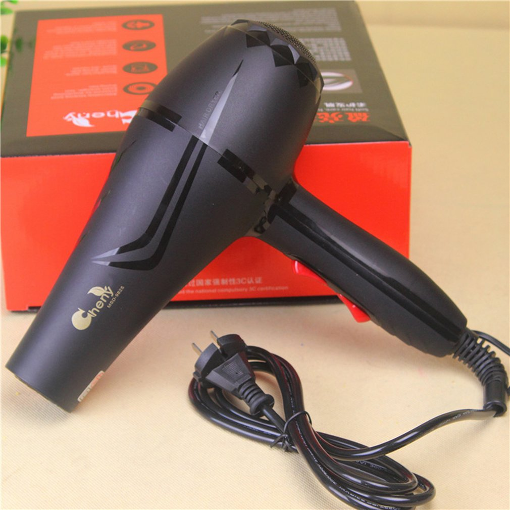 2500W High Quality Hair Dryer High-power Professional Hair Blow Dryer Black Heat Speed Blower Soocas Anion Blu-ray Hair Dryer