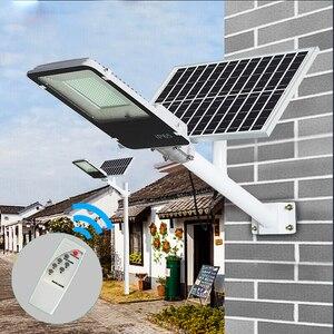 Image 2 - BSOD LED Solar Lights IP65 Waterproof 20W 30W 50W 100W 150W 200W Led Street Light Led Solar Lamp Outside Solar Projector