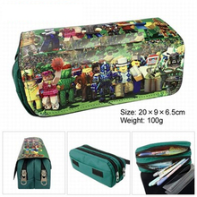 High Quality Cartoon Robloxer Bag Children Back To School Supplies Cosmetic Boys Girls Stationary  Kids Pencil Case Bags Kid