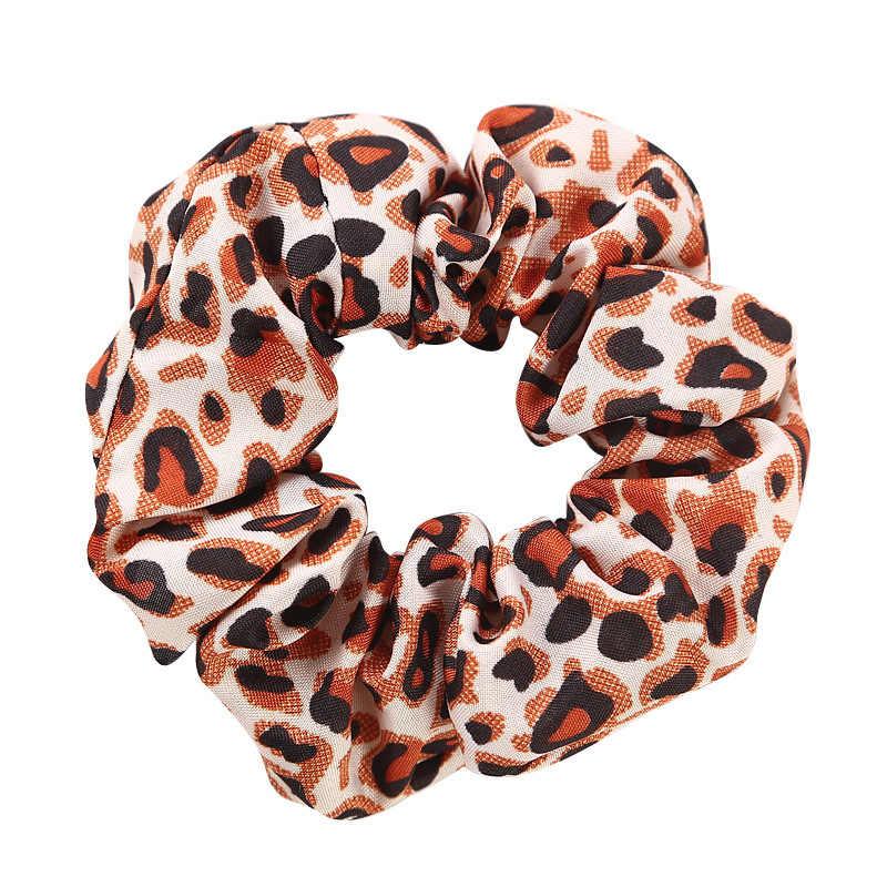 Aksamitne Scrunchie kobiety dziewczęta elastyczne gumki do włosów akcesoria Gum dla kobiet do związywania włosów pierścień z liny kucyk Holder stroik