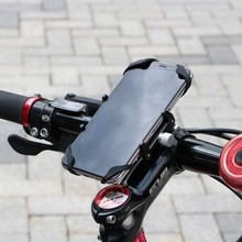 GUB G-85 SL Aluminum Alloy Bicycle Cellphone Bracket Motorcycle Electric Bike Navigation