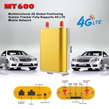 GPRS Tracker Geo-Fence-Alarm Real-Time-Track Vehicle/truck Support And LTE 4G with Platform