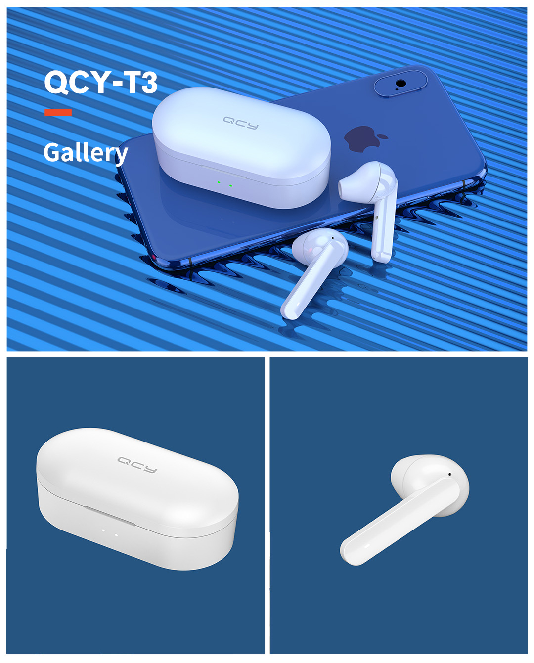QCY T3
