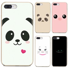 For Xiaomi Redmi 4A 7A S2 Note 8 3 3S 4 4X 5 Plus 6 7 6A Pro Pocophone F1 cute Animal Panda pig Smile Soft Silicone Case(China)