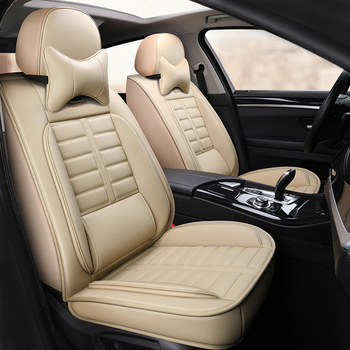 High end Eco-leather auto seats covers PU Leather Car Seat Covers for opel corsa  toyota avensis    mazda cx-5 bmw e92