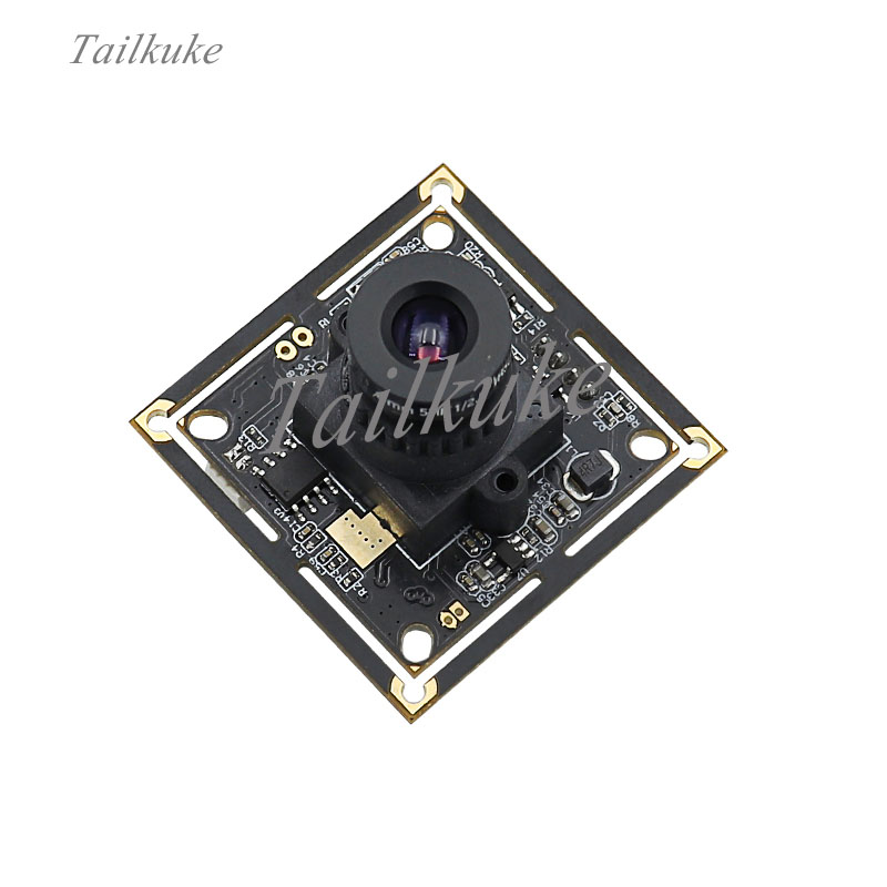 2 Million IMX290 HD H.264 Camera Module Star Level Low Illumination 0.0001LUX Module image