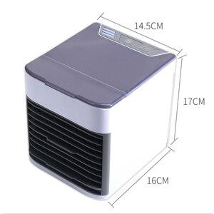 Портативный персональный космический охладитель быстрый и простой способ охлаждения кондиционера микро-usb охлаждения увлажнения