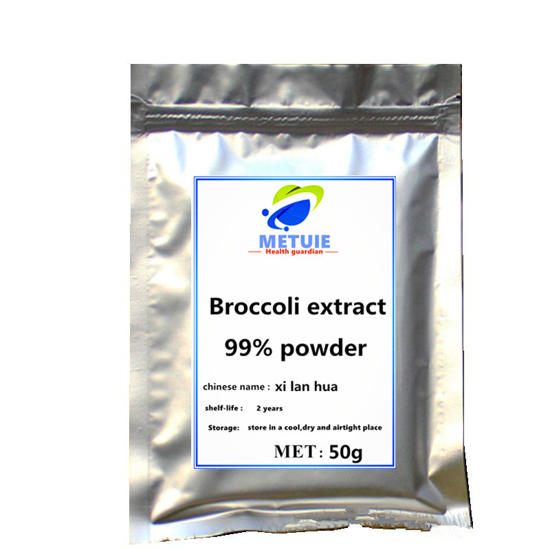 High quality Broccoli seeds sprout vegetable extract powder 1pc festival top pre workout skin supplements body monitor free ship image