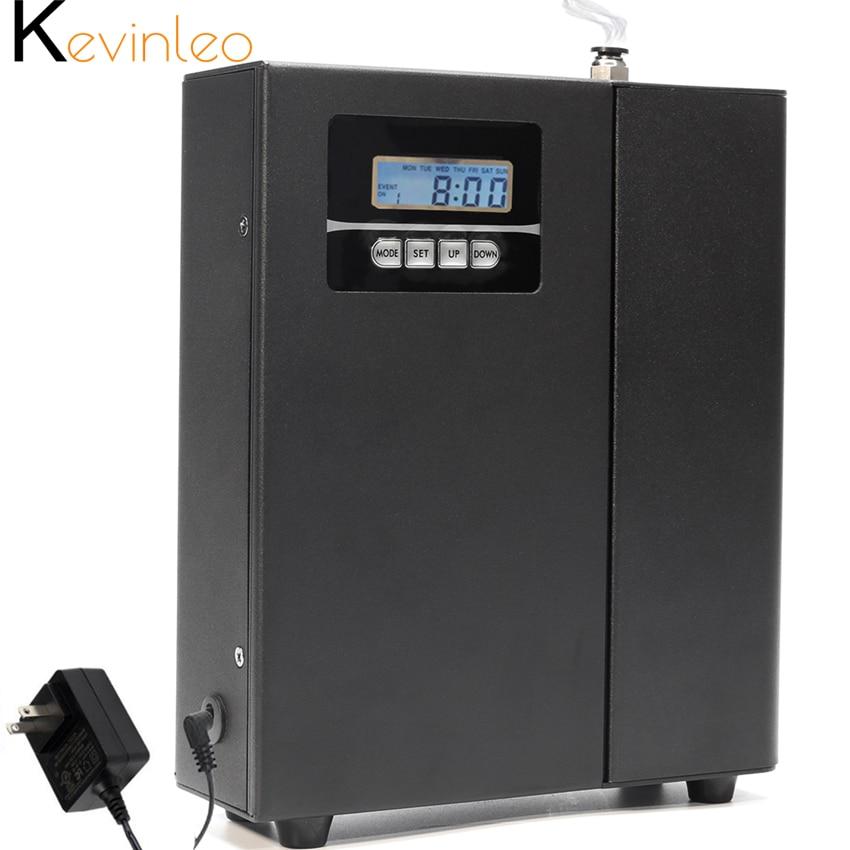 300m3 Scent Machine HVAC Waterless,110-240V,Flexible Timers Set,Fragrance Machine Scent Essential Oil Diffuser