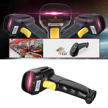 Barcode Scanner POS USB Automatic Laser Barcode Bar Code Reader Auto-sensing Barcode Reader with USB Cable for Super Market