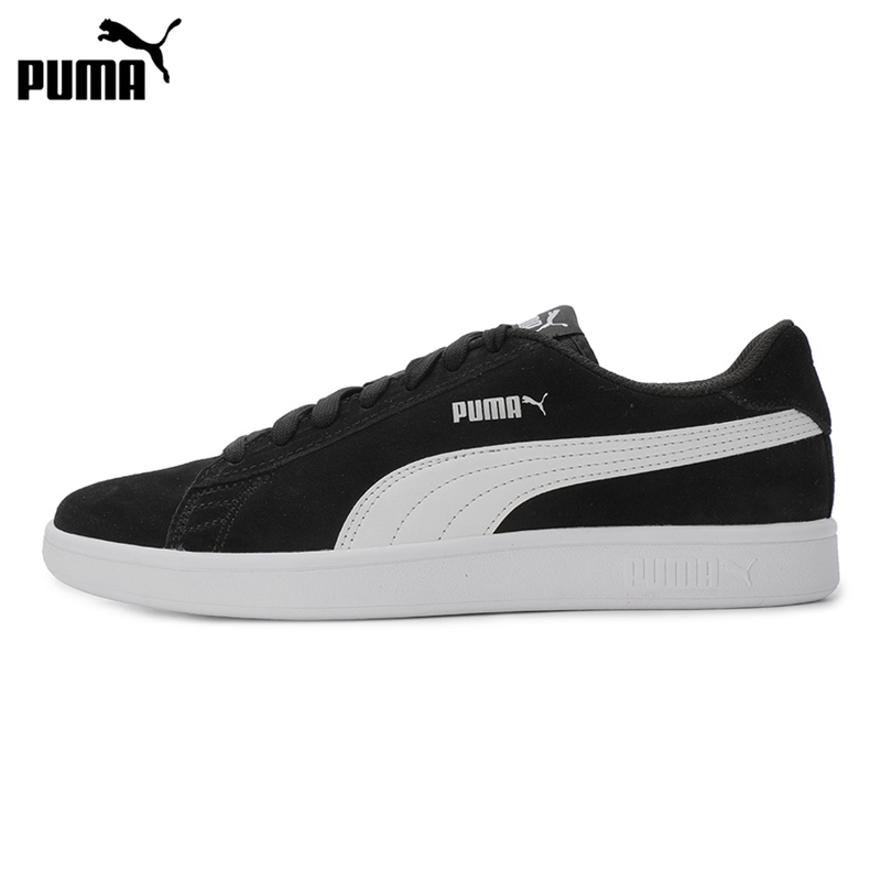 Original New Arrival  PUMA Smash v2 Unisex  Skateboarding Shoes Sneakers