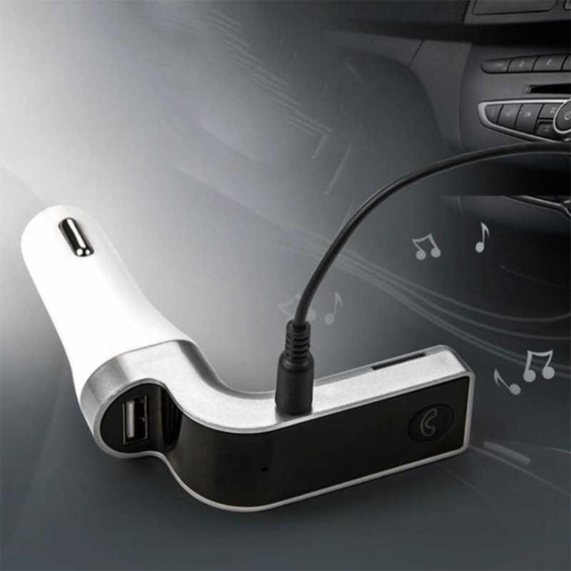 VIP Car Charger MP3 USB Bluetooth FM Transmitter Full Frequency Fm Transmitter Card Player CVC PLL Locking
