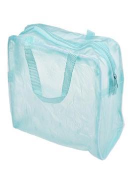 Moda duża pojemność dziewczyny przenośne akcesoria do makijażu torby kosmetyczne walizki toaletowe Travel Wash szczoteczka do zębów etui organizator torby do przechowywania torby tanie i dobre opinie Dropshipping Stałe 13cm 23cm zipper Make-up bag