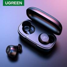UGREEN – écouteurs Bluetooth 2020 TWS, oreillettes sans fil, casque d'écoute stéréo pour Sport, nouveau, 5.0