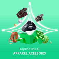 NO. ONEPAUL mystérieuse surprise cadeau boîte ceinture collection