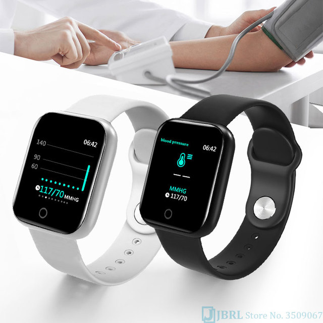 New Smartwatch For Android IOS Fitness Tracker Silicone 2