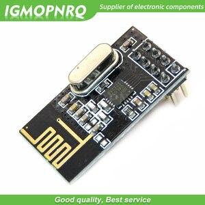 1 шт. Nrf24l01 + модуль беспроводной передачи данных 2, 4g 2, 4 GHz Nrf24l01 обновленная версия NRF24L01-wireless управления