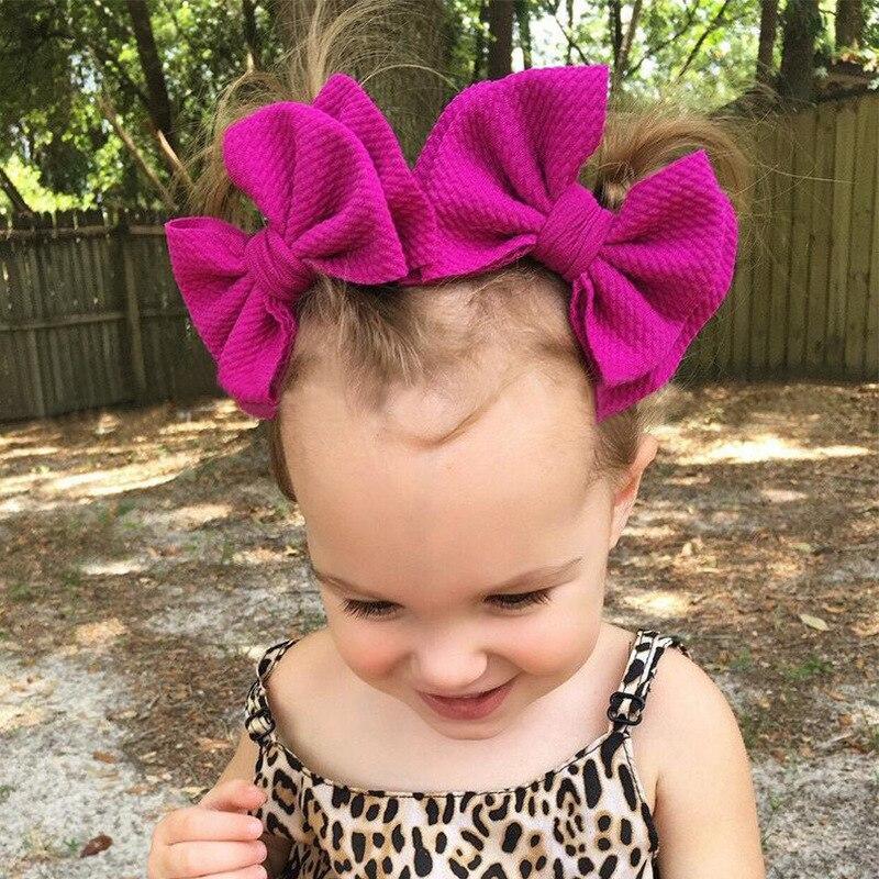 """WHOLESALE 40pcs 20 pairs BABY TODDLER GIRL PINWHEEL HAIR 3/"""" BOWS US SELLER"""