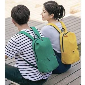 Image 2 - Xiaomi mochila para hombre, mujer y niño, 10L, colorida, nueva aplicación multiusos, cómoda para los hombros