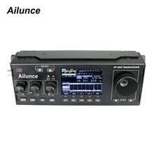 Ailunce HS1 HF SDR Transceiver Radio Amateur TX 15W Ham Radio Staion RX/TX: 0.5MHz-30MHz SSB(J3E), CW, AM, FM, FREE-DV цена 2017
