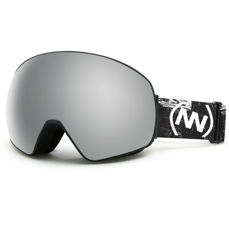 Men Ski Goggles Winter Snow Sports Snowboard Goggles With Anti-fog UV Protection For Women Youth Snowmobile Skiing Skating Mask