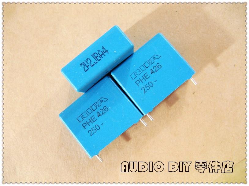 2PCS/10PCS RIFA PHE426 Series 2.2uF 250V 250v2.2uf 5% MKP Film Capacitor 225