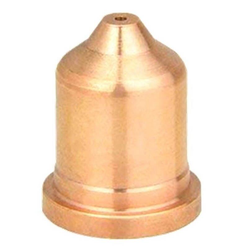 50Pcs 220941 WS Plasma Torch Consumable Parts Nozzle for Hypertherm Powermax 65/85/105|Welding Nozzles| |  - title=