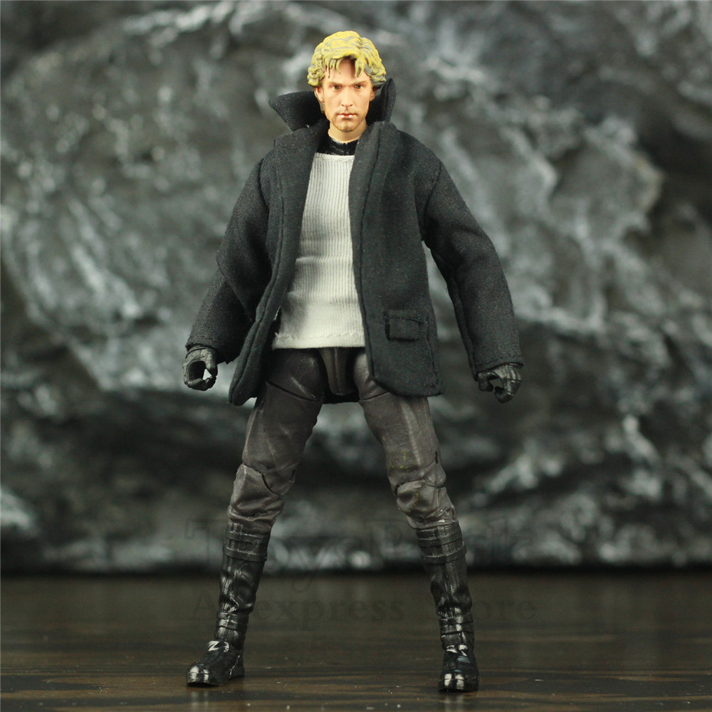Custom Marvel Avengers 2 AOU Movie Quicksilver 6
