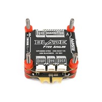 30.5mm RUSHFPV RUSH BLADE F722 Stack 50A 3 6S BLHeli_32 4in1 Brushless ESC for Analog FPV Racing Freestyle 4S 6S Drones