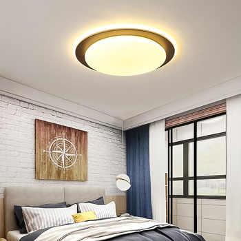 Modern Round LED Panel Lamp LED Ceiling Light Down Light Surface Mounted AC 110-220V Lamp Home Lighting Indoor Light Fixtures - Category 🛒 Lights & Lighting