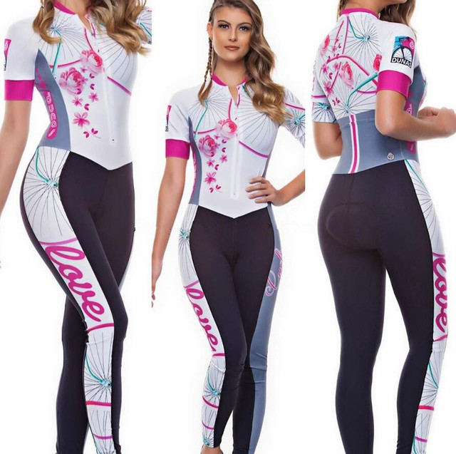 2020 pro equipe triathlon terno camisa de ciclismo das mulheres skinsuit macacão maillot ciclismo ropa ciclismo manga curta conjunto gel 2