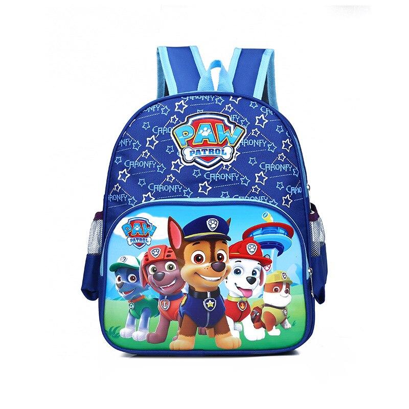 New Style Schoolbag Kindergarten Cute Cartoon Backpack 3-6-Year-Old Men And Women Baby Backpack