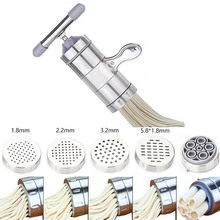 Noodle-Maker Pasta-Machine Vegetable Fruit-Juicer Press Kitchen-Tools Manual-Noodles