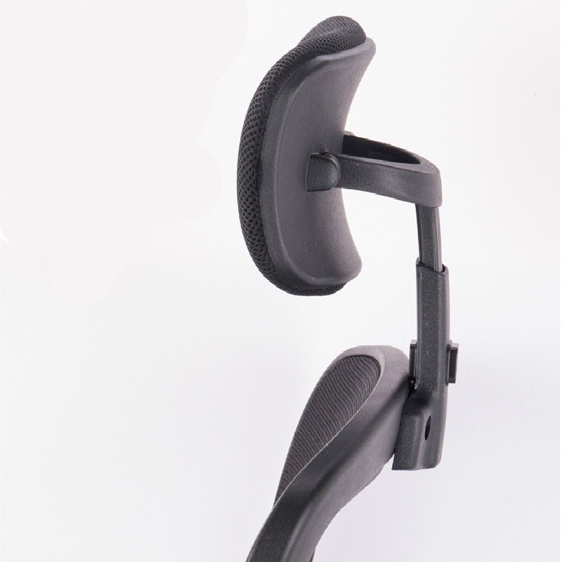 Office Computer Swivel Lifting Chair Adjustable Headrest With Neck Protection Pillow Office Chair Accessories