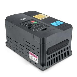 Image 3 - CNC VFD Universal 1.5kw/2.2kw 220V Inverter Single Phase Input Frequency Converter Invertor for Spindle Motor
