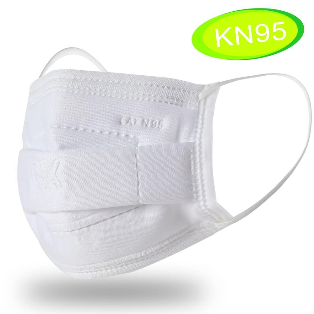 6-Layer KN95 Face Mask Mascherine Anti Virus FFP3 KN95 Mouth Filter Anti Virus Disposable Mask
