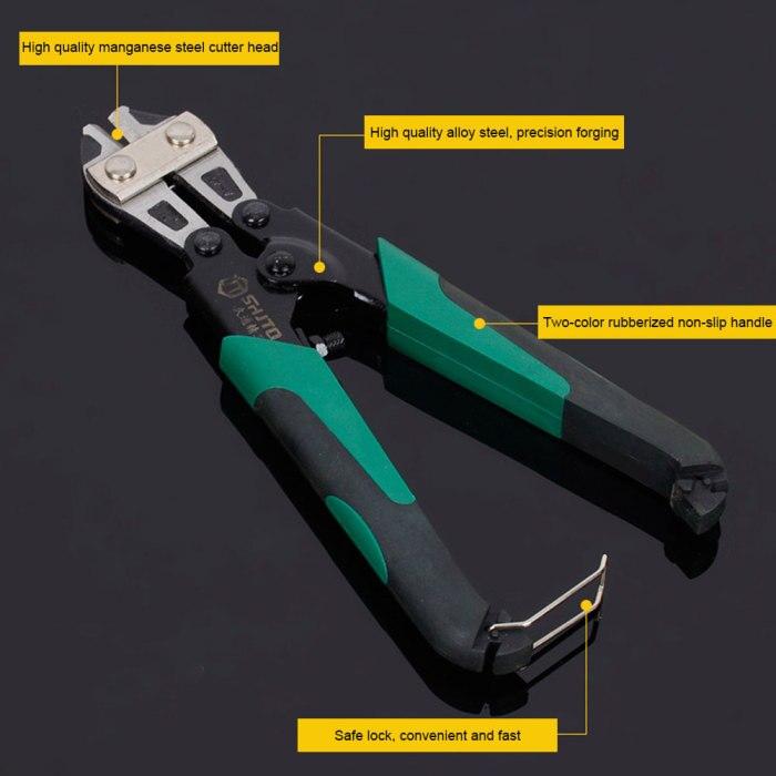Parafusos de aço inoxidável cortador de corte