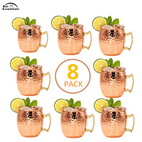 8-PCS-550ml-Copper-Plated-Barrel-Hammered-Moscow-Mule-Mug-Coffee-Cup-Beer-Cup-Set-of.jpg_200x200